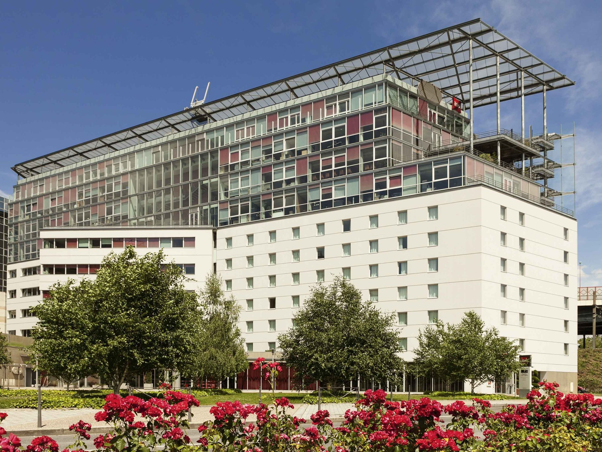 Ibis Lyon Caluire Cite Internationale