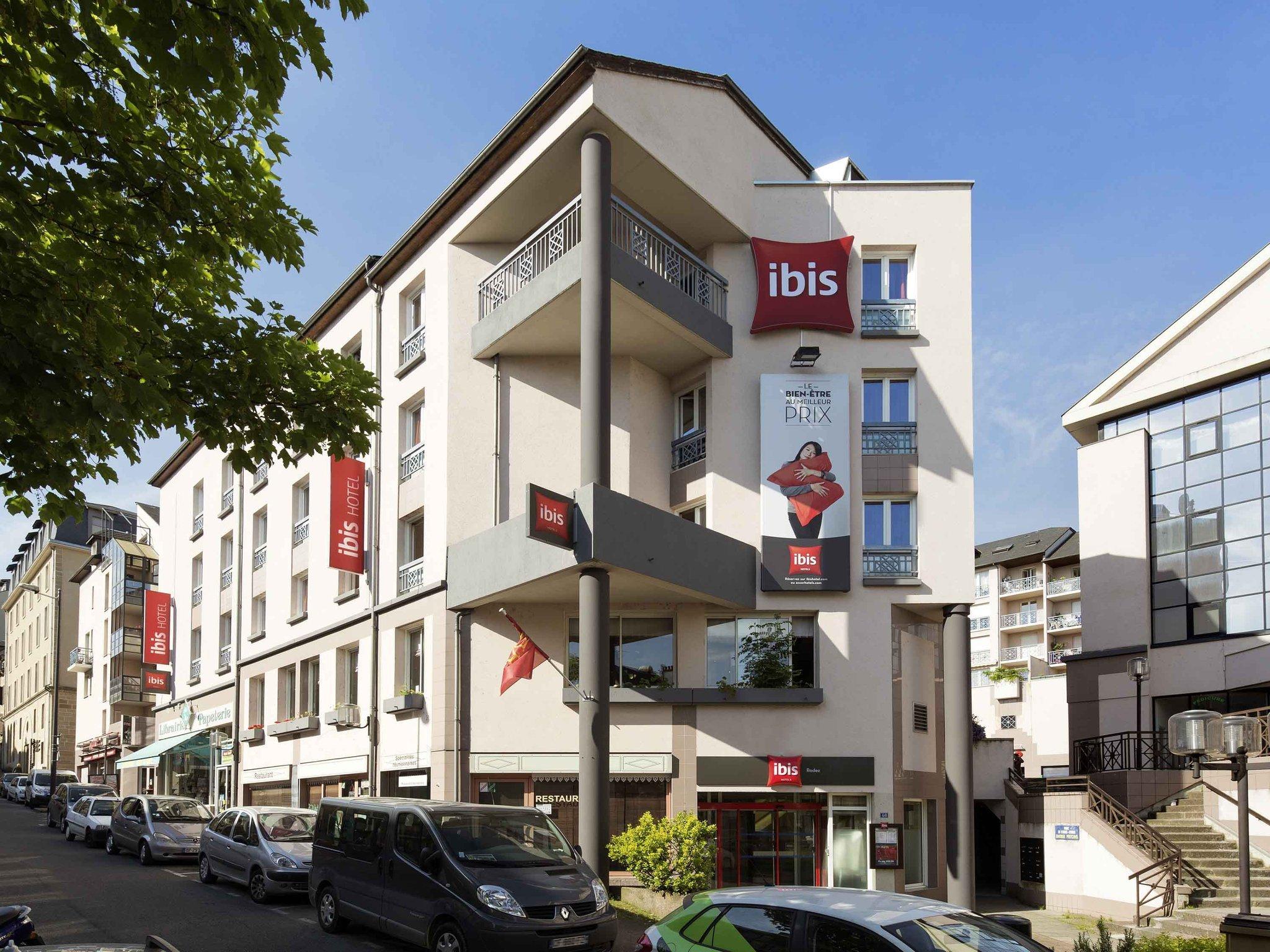 Ibis Rodez Centre Frankrig Hotel Anmeldelser Sammenligning Af Priser Tripadvisor