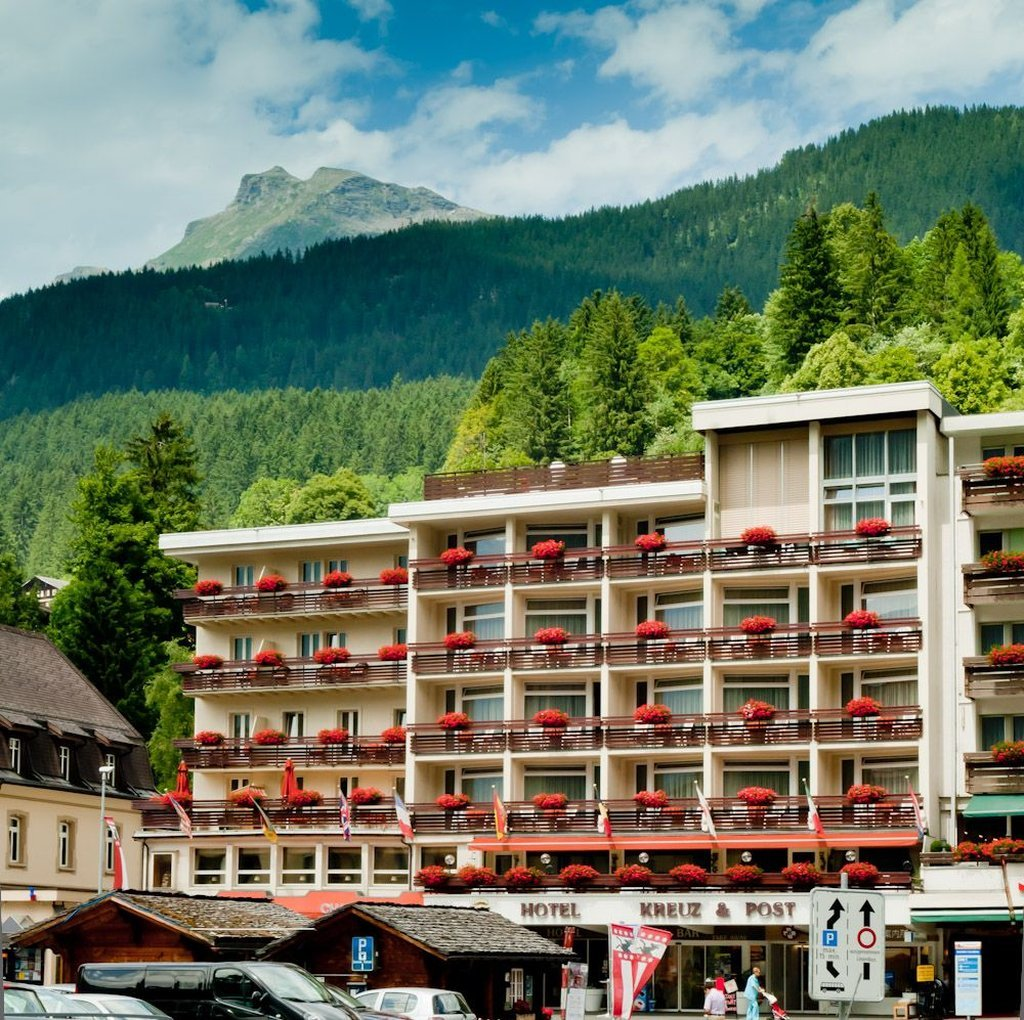 Hotel Kreuz & Post