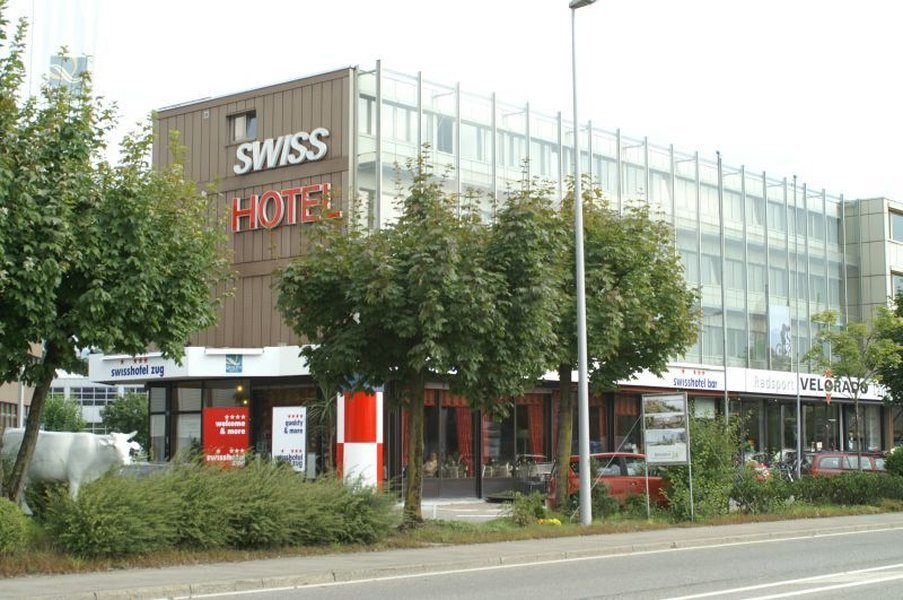 クオリティ スイスホテル ズグ