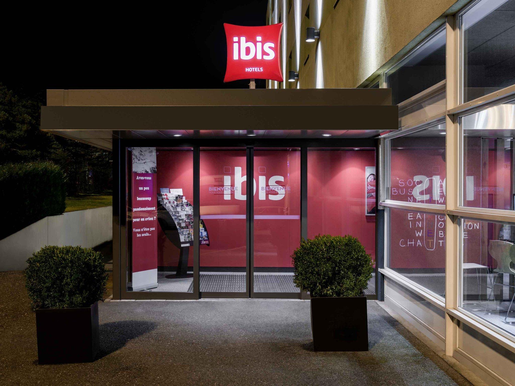 Ibis Geneve Aeroport Hotel