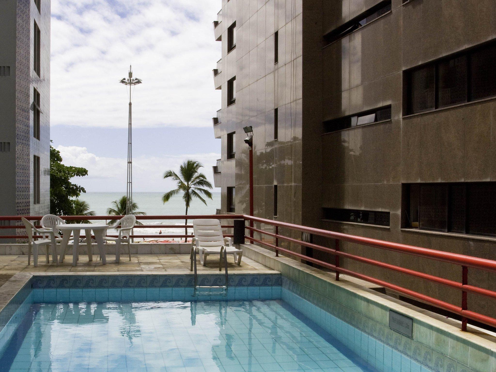 Hotel Mercure Recife Navegantes