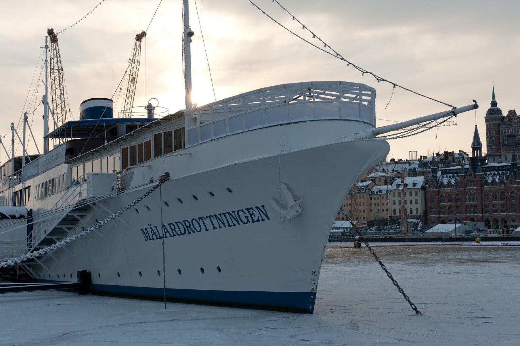 Malardrottningen Yacht Hotel and Restaurant