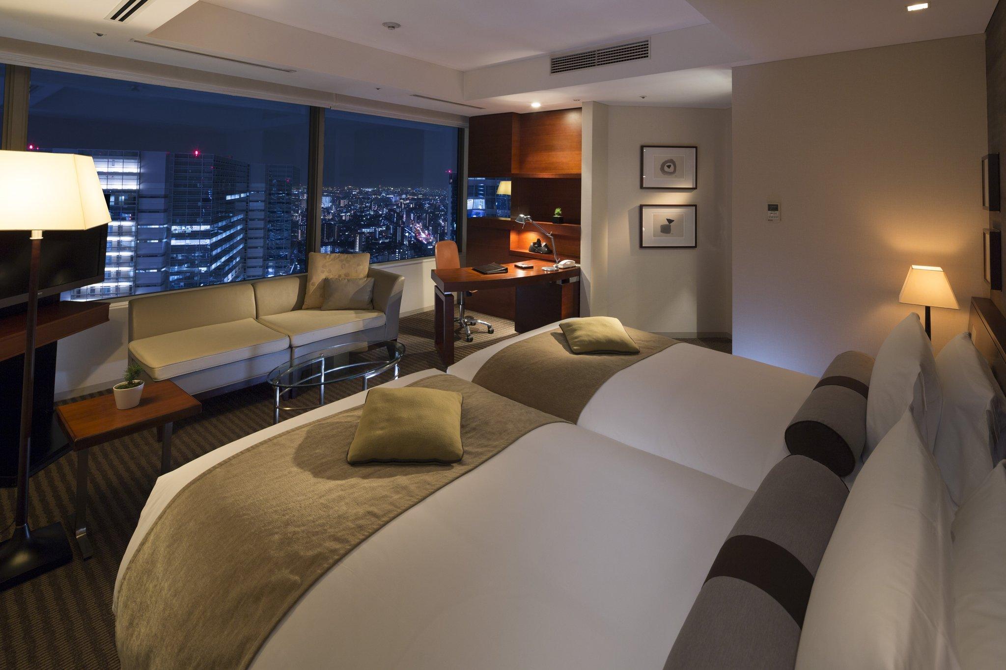 東京詩穎洲際飯店
