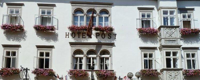 ロマンティック ホテル ポスト