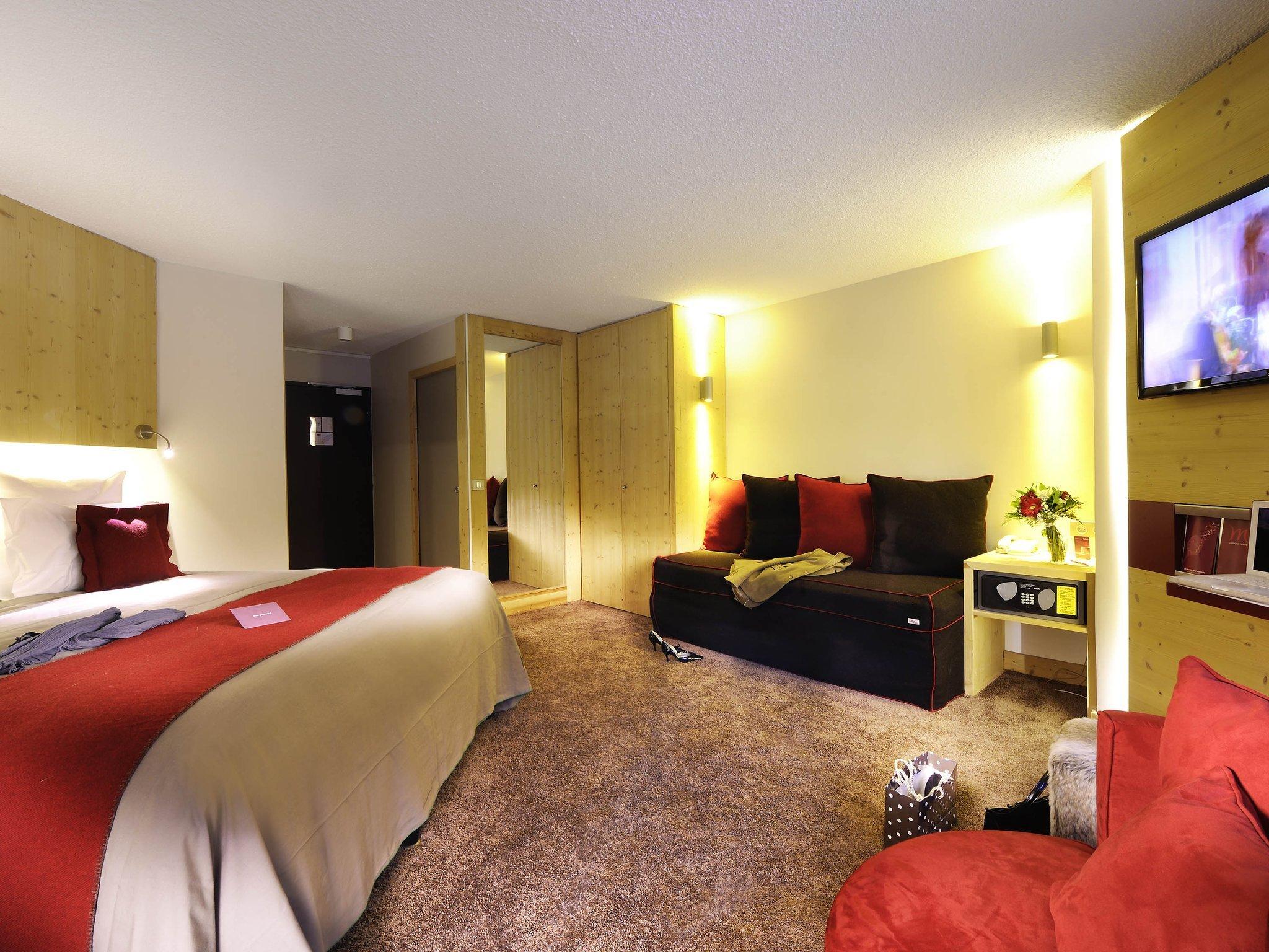 Mercure Chamonix Centre Hotel voir les tarifs 373 avis et 515