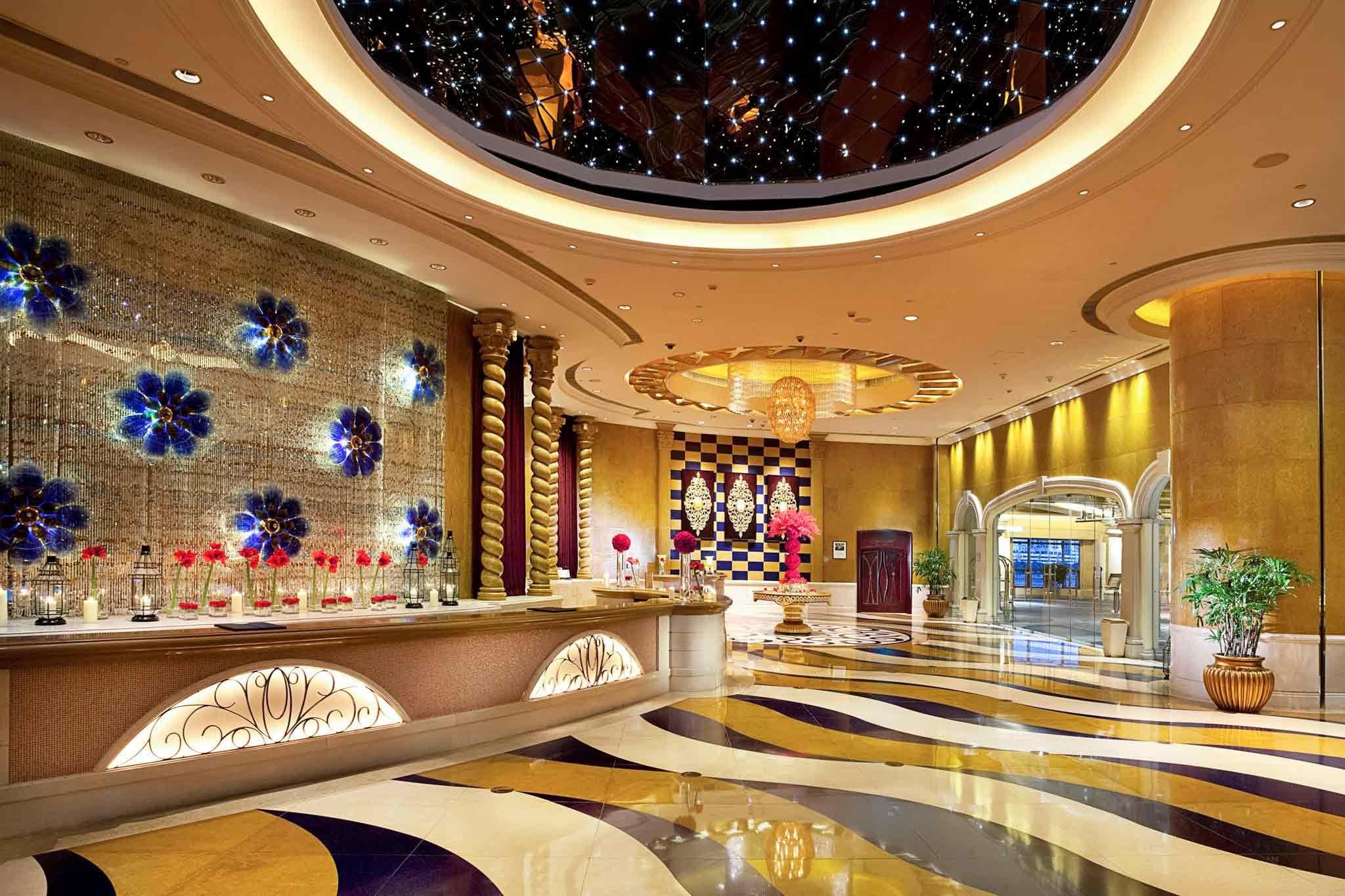 โรงแรมโซฟิเทล มาเก๊า แอท ปงต์ 16
