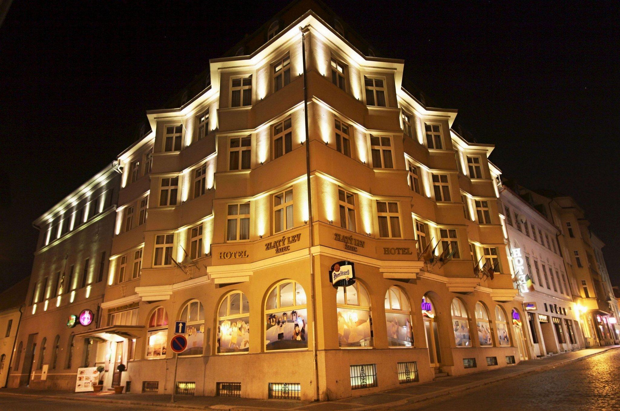 호텔 즐라티 레브