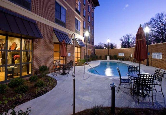 Courtyard Clemson