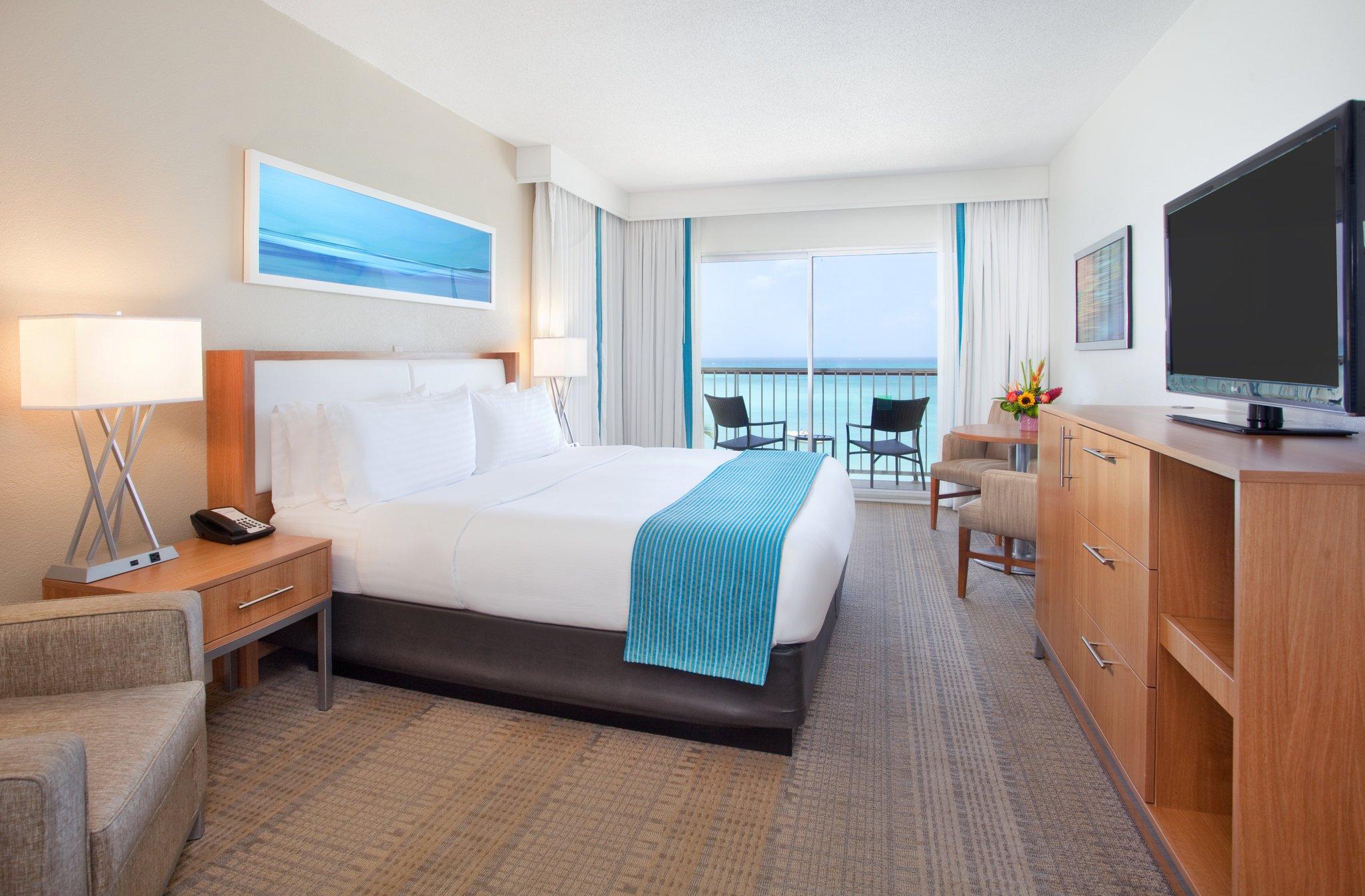 Holiday inn resort aruba beach resort casino updated for T and c bedrooms reviews