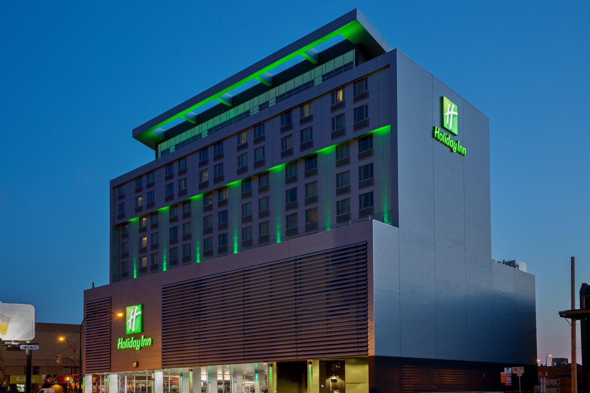 ホリデイ・イン ホテル & スイーツ サスカトゥーン ダウンタウン