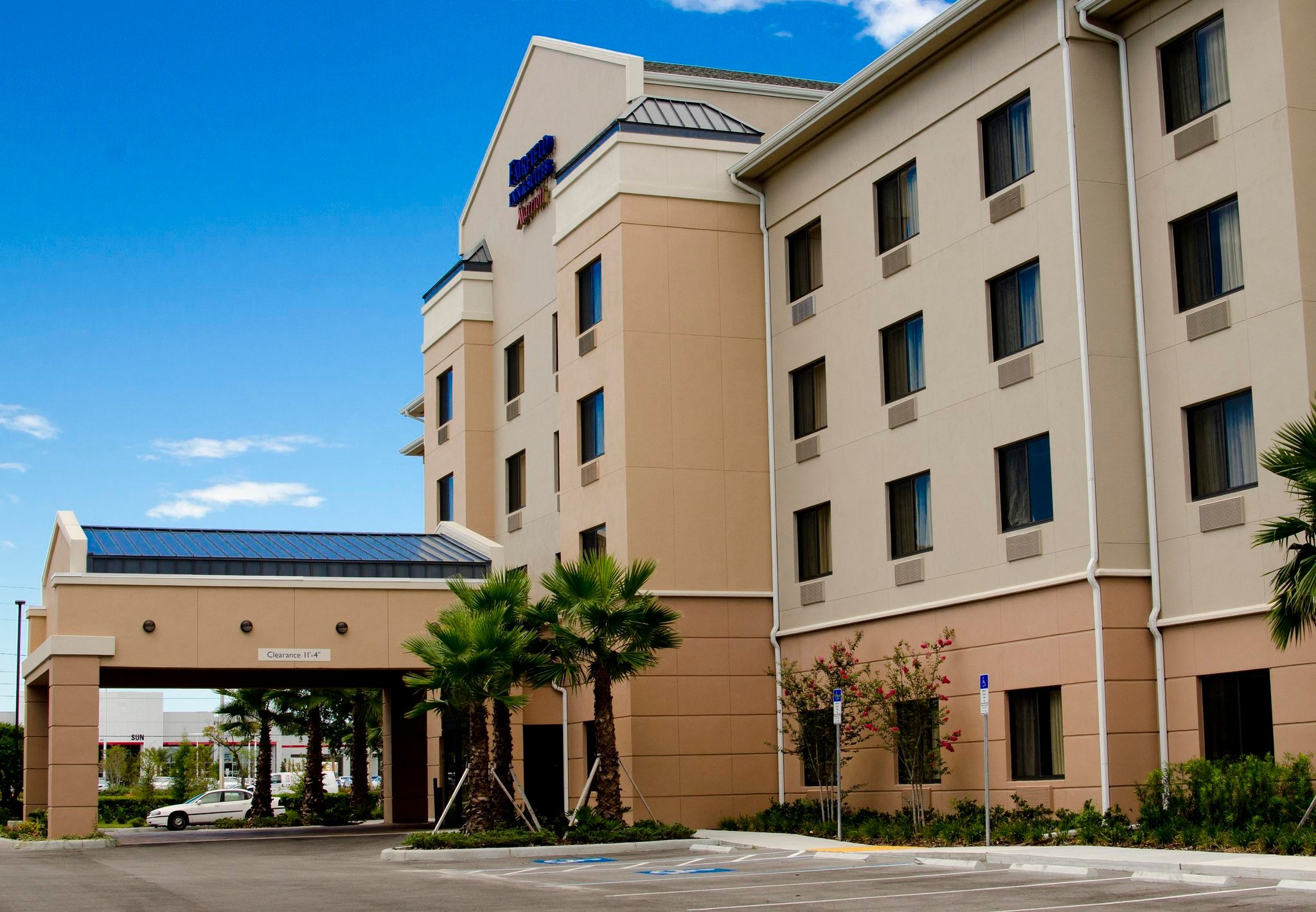 Fairfield Inn & Suites Holiday Tarpon Springs