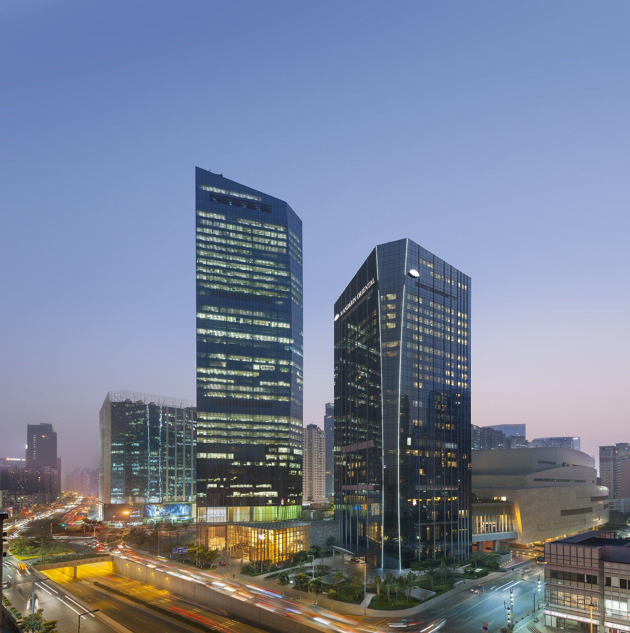 Mandarin Oriental, Guangzhou