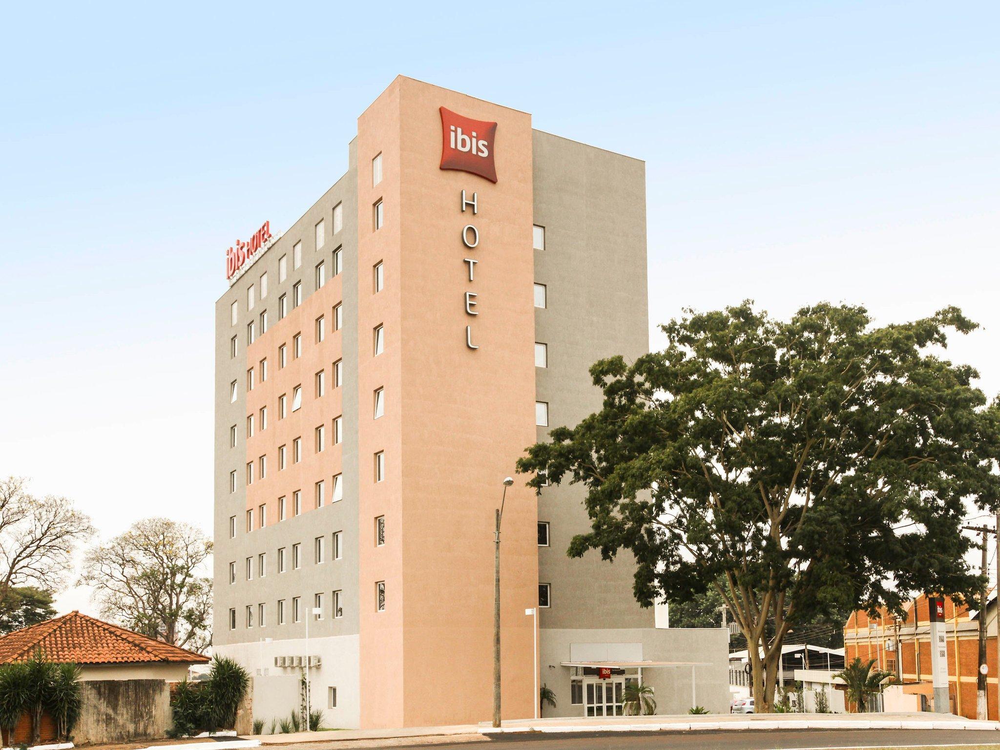 Ibis Sertaozinho Hotel