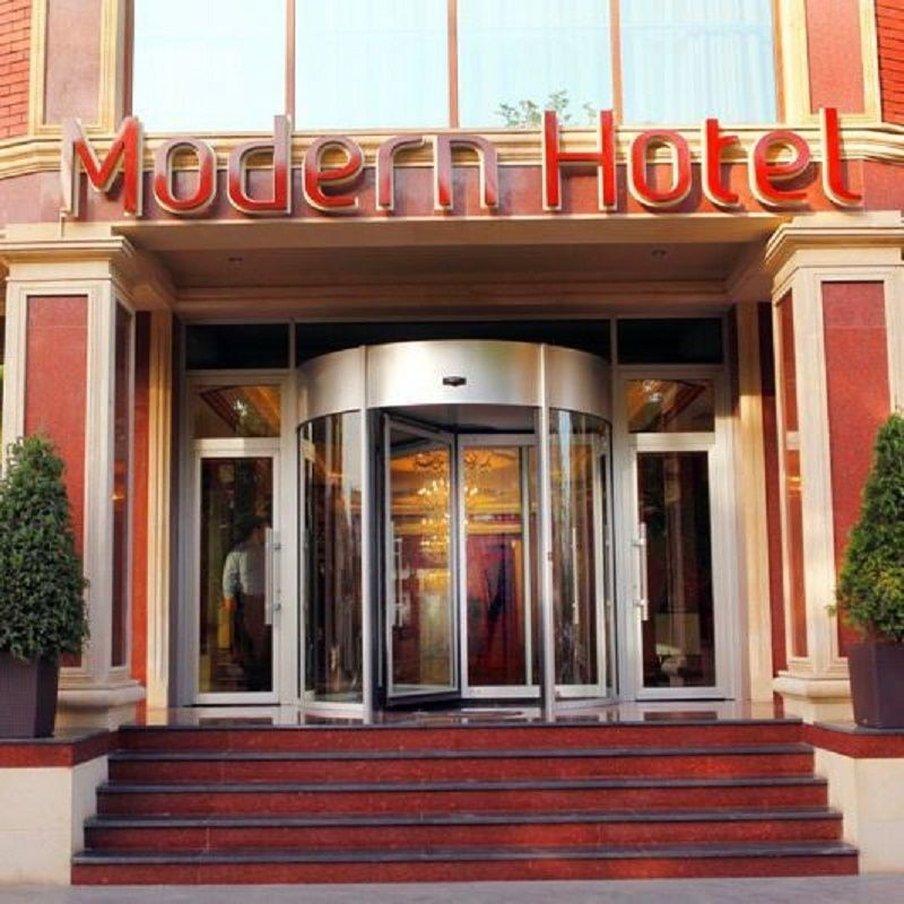 Modern Hotel