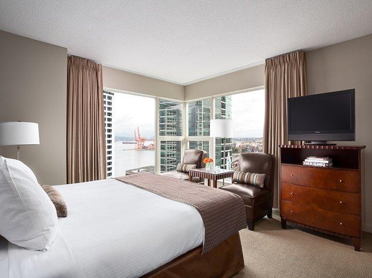 Auberge Vancouver Hotel
