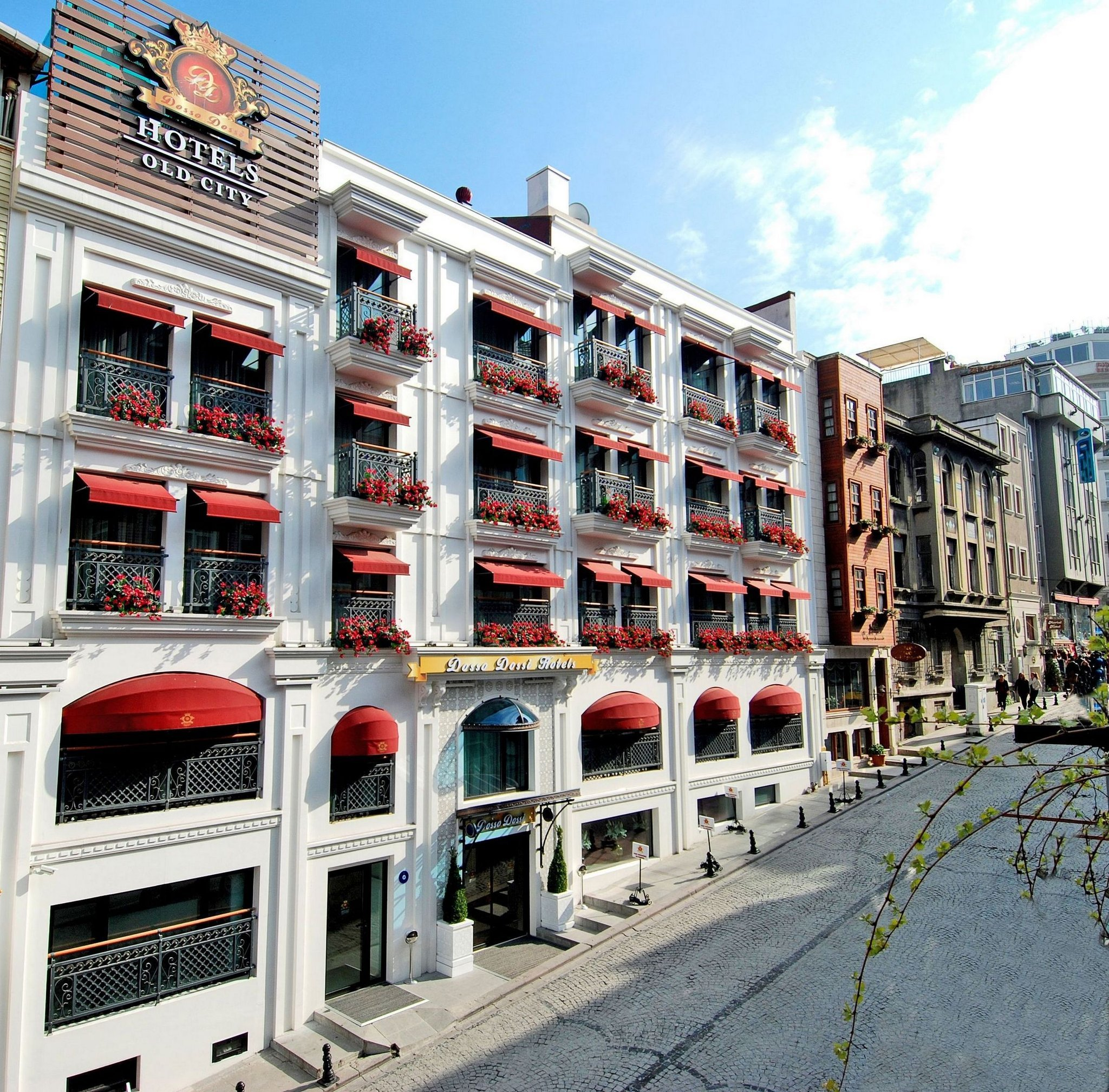 Dosso Dossi Hotel Old City