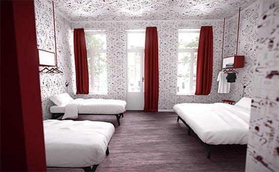 Kaboom Hotel