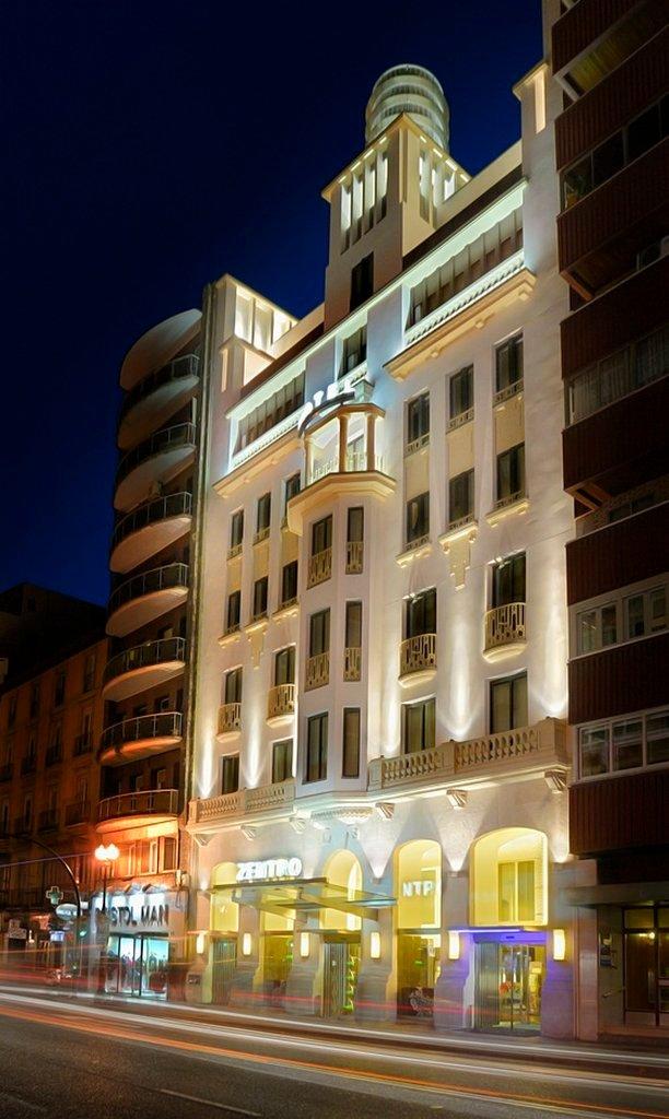 西爾肯薩拉戈薩中心酒店