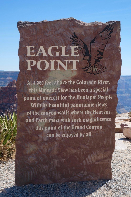 Grand Canyon Eagle Point