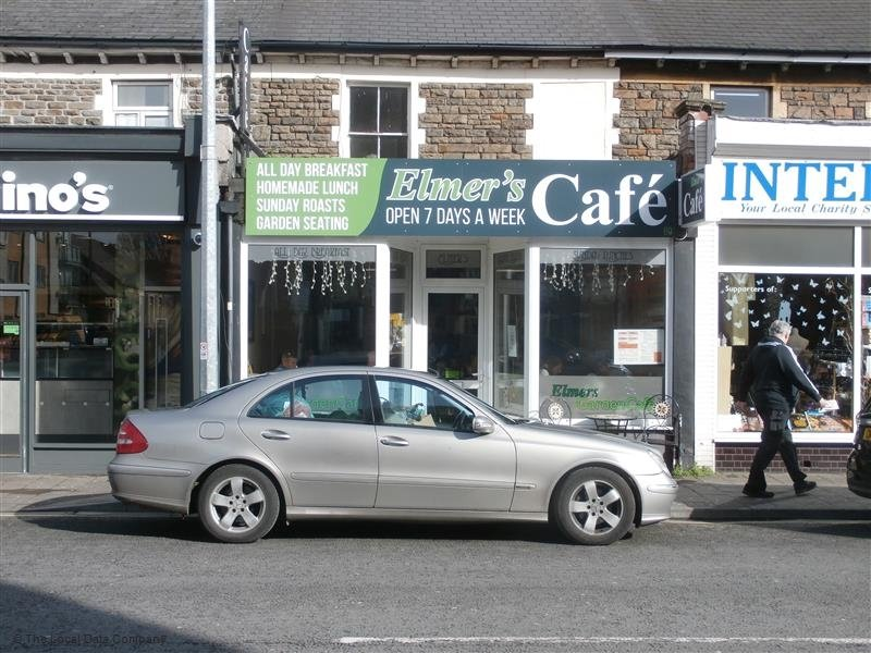 Image Elmer's Take a Break Cafe in South Wales