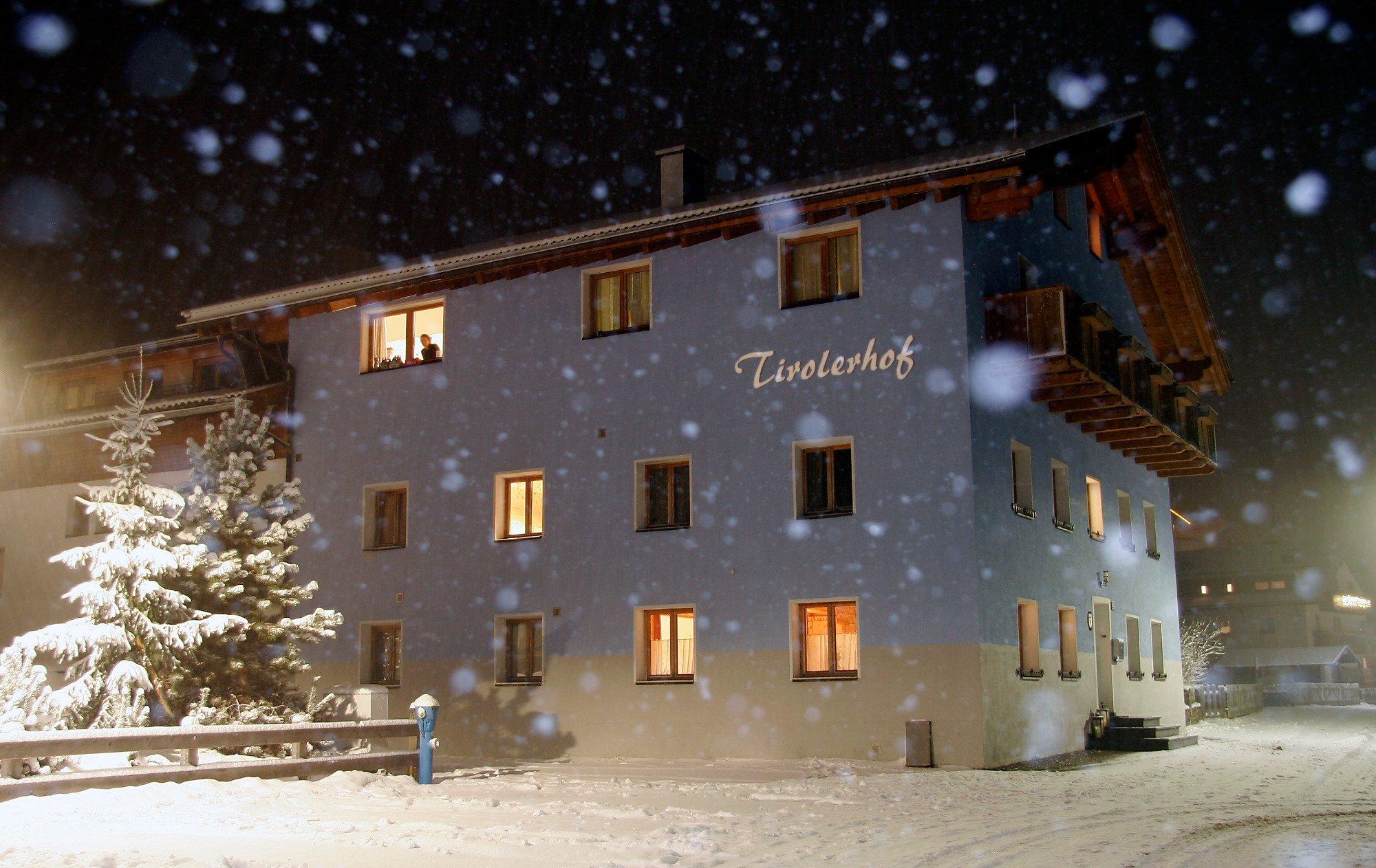 Tirolerhof - Frühstückspension & Appartmenthaus