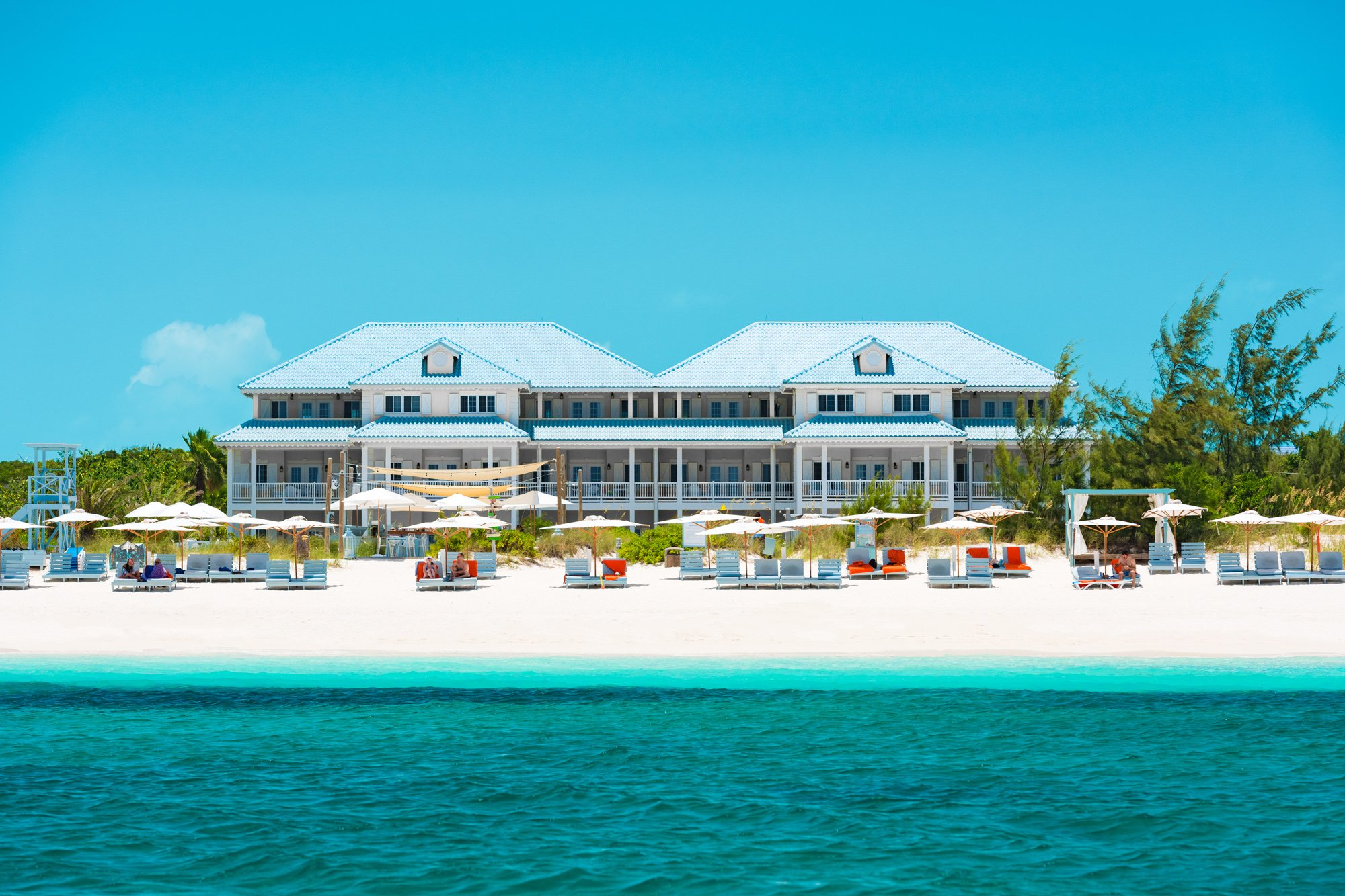 turks and caicos beach house