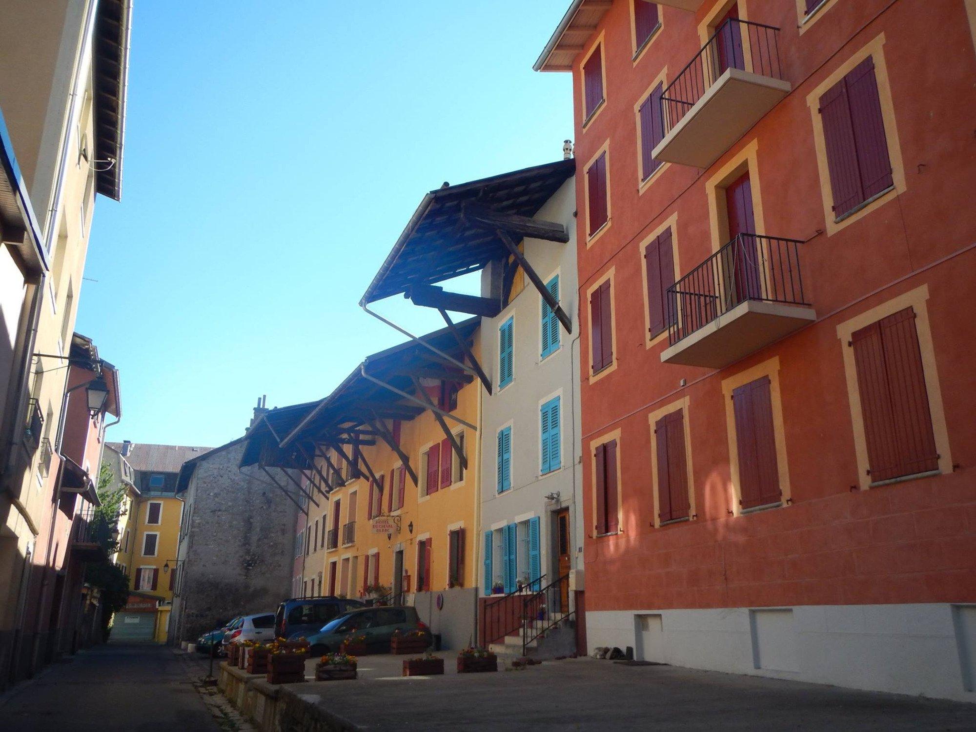 Hotel du Cheval Blanc Barcelonnette voir les tarifs 31 avis