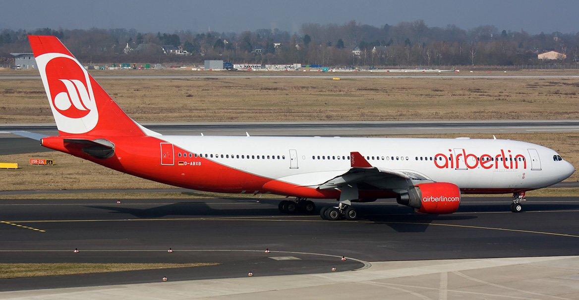Resultado de imagen de Air Berlin