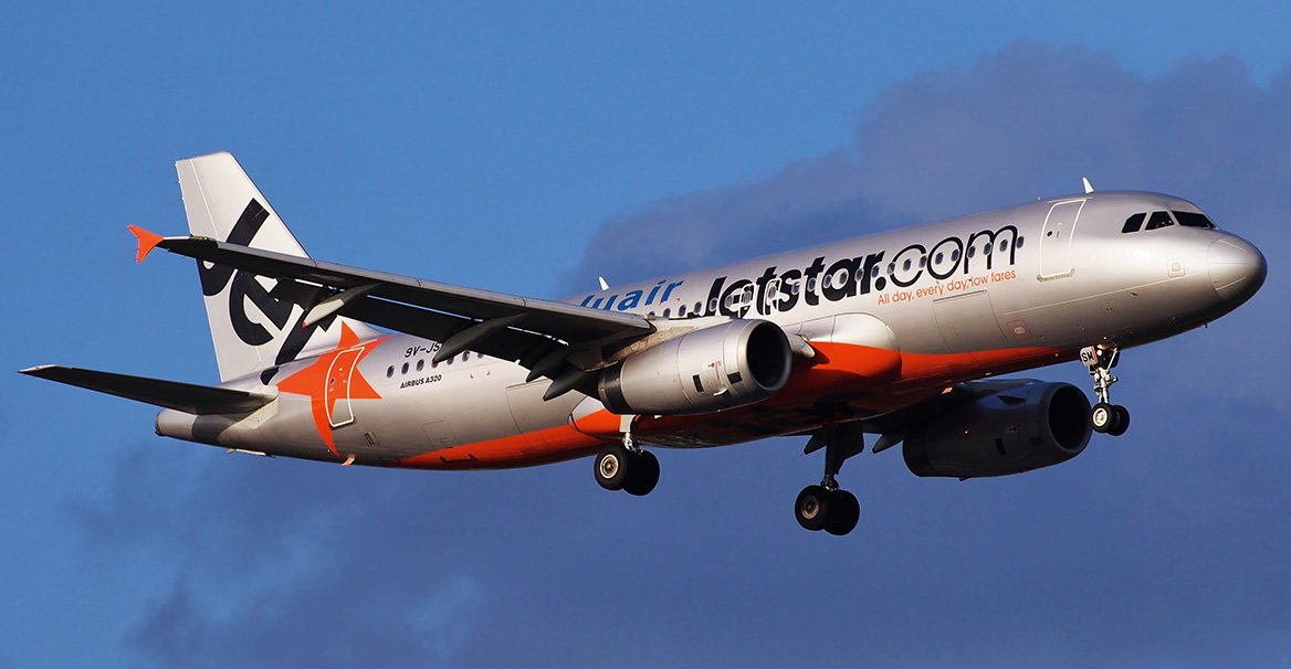Jetstar Asia Airways - Singapore Reviews and Flights (with photos ...