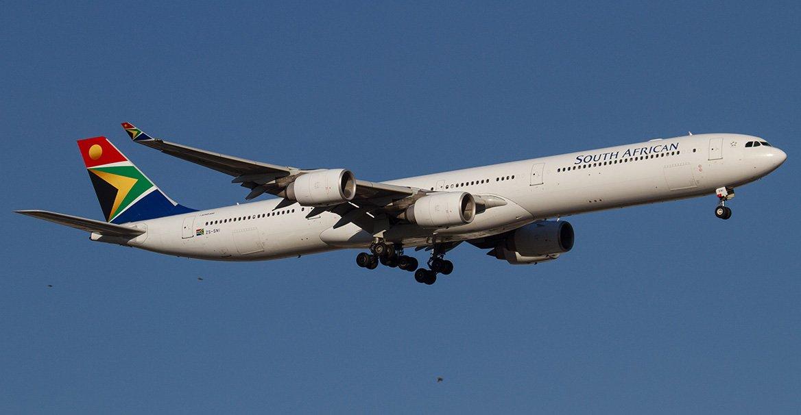 plane photo SA