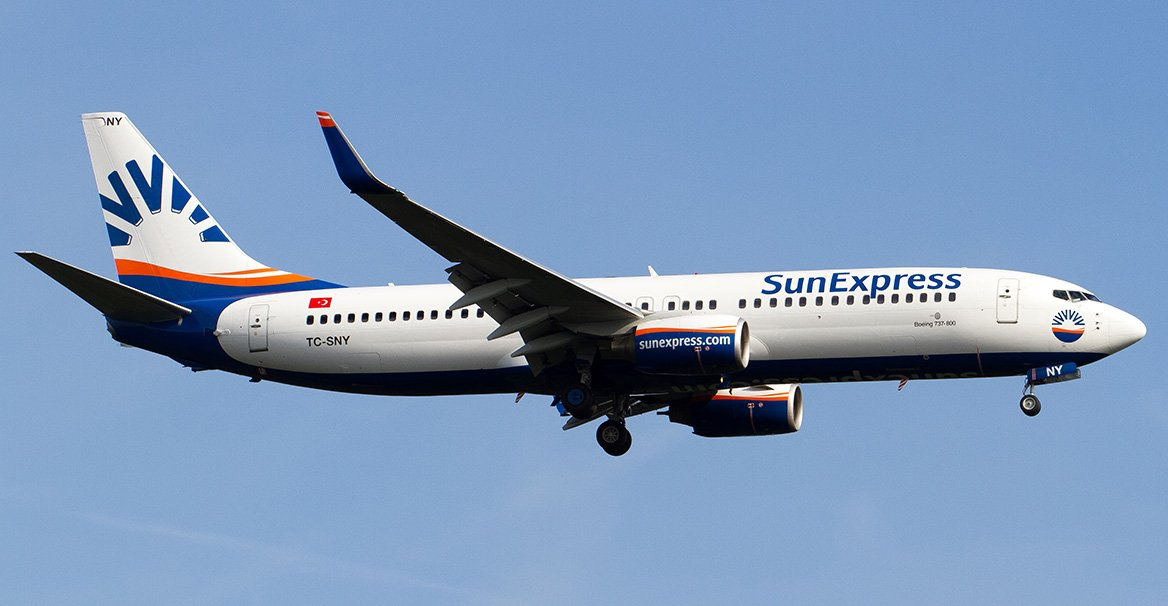 Image result for sunexpress airlines