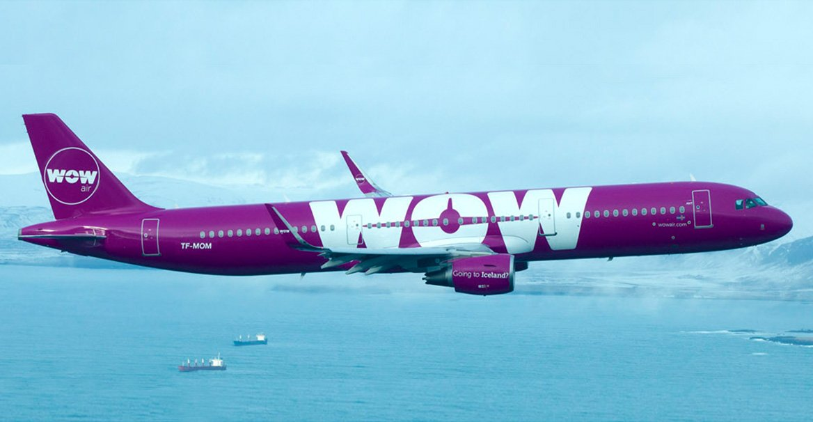 WOW air Announces $99 Flights To Europe During Holiday Season 2017