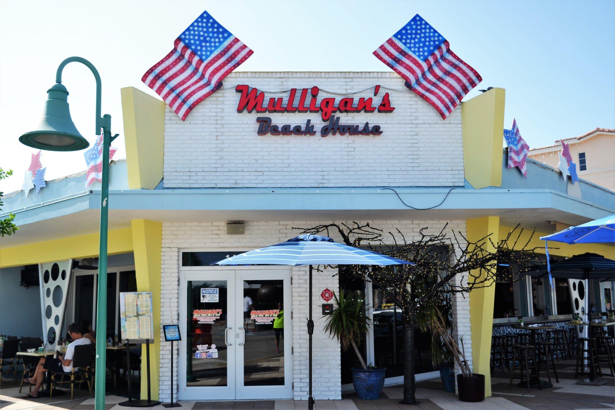 mulligan u0027s beach house bar u0026 grill lauderdale by the sea menu