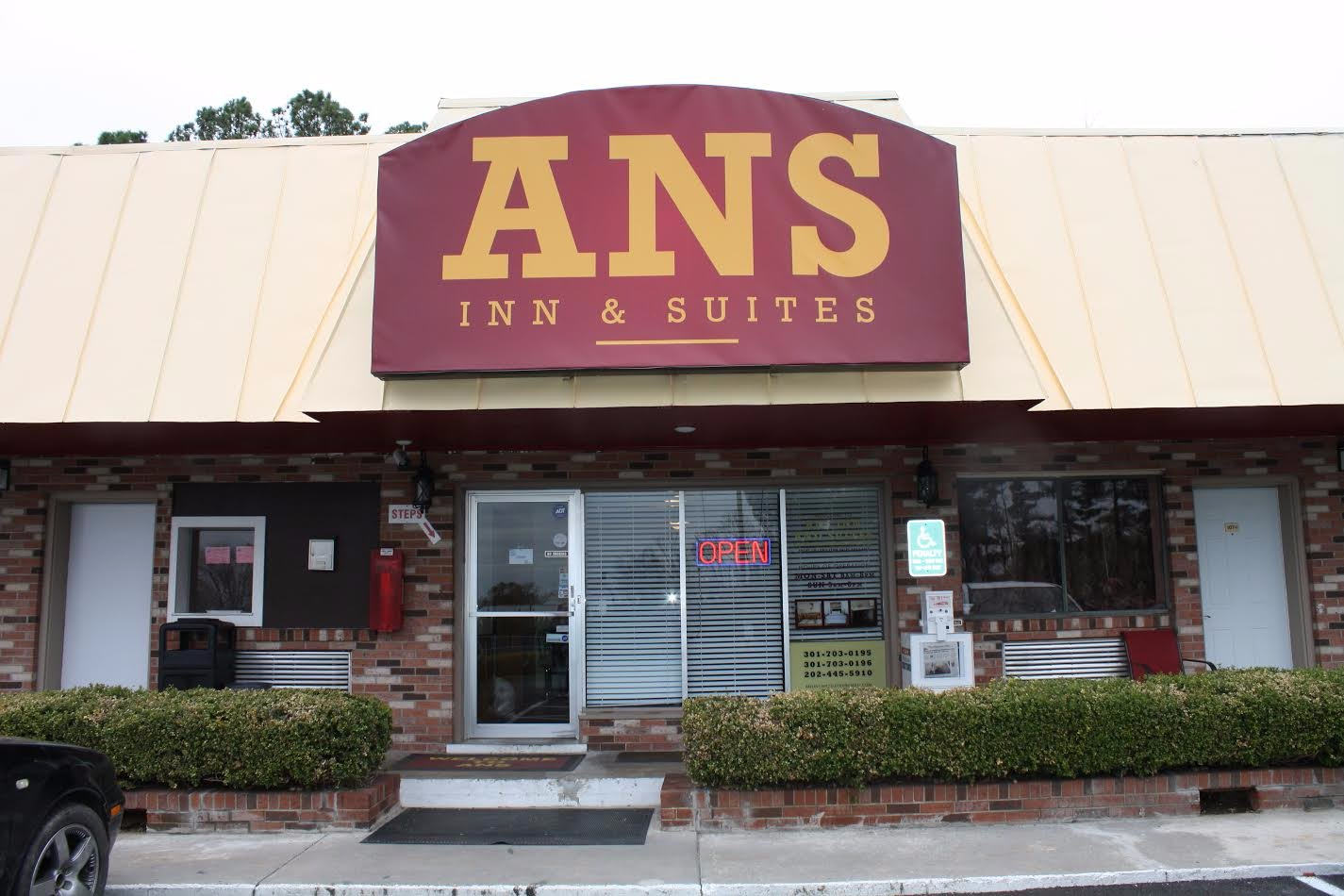 ANS Inn & Suites, Winchester