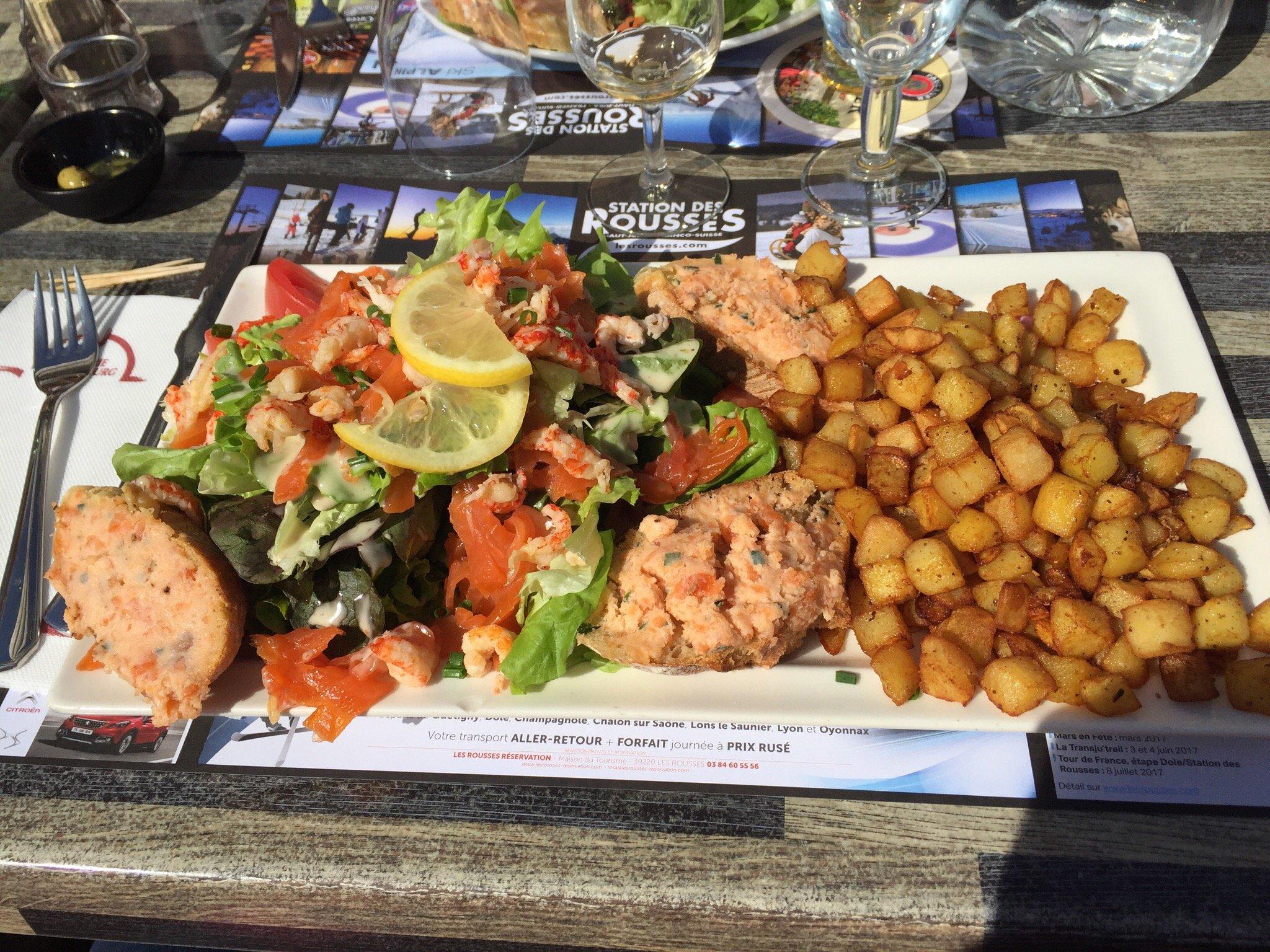 Restaurant brasserie le strasbourg dans lons le saunier - Cuisine lons le saunier ...
