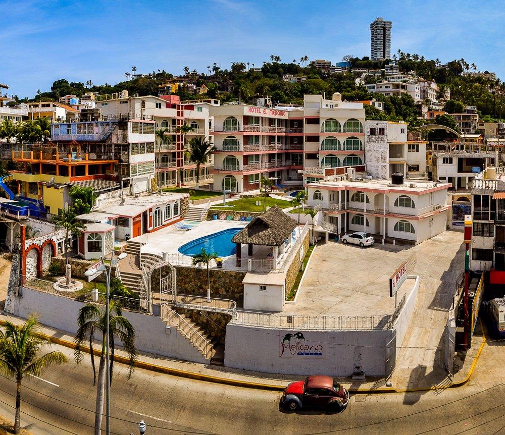 Hotel El Mejicano Acapulco