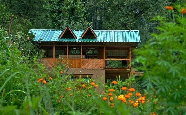 Latoda Hut & Pine Wood Home