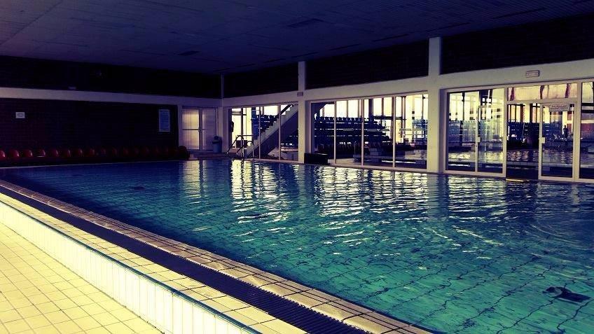 src sisak indoor olympic swimming pool - Indoor Olympic Swimming Pool