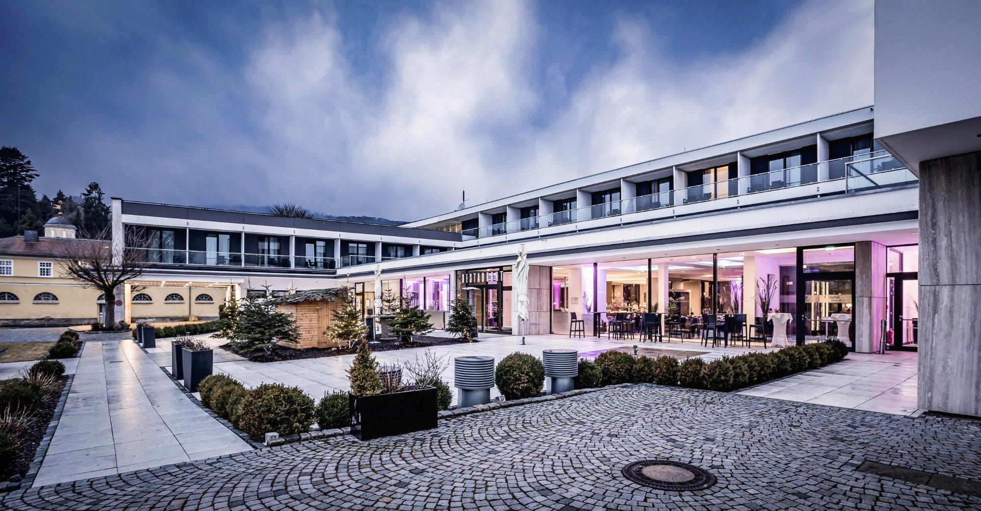 Schlosshotel Bad Wilhelmshoehe Conference & Spa