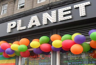 Planet Bar Edinburg