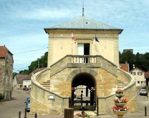 Mairie-lavoir de Beaujeu