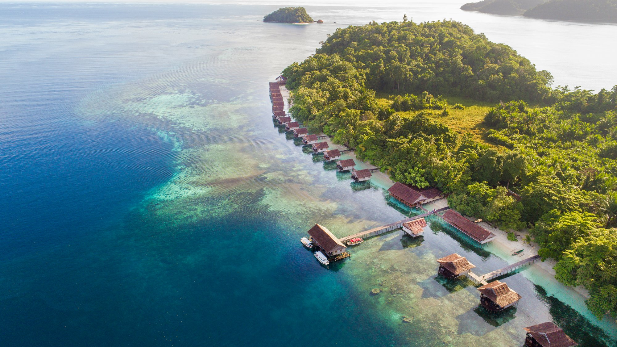 ‪Papua Paradise Eco Resort‬