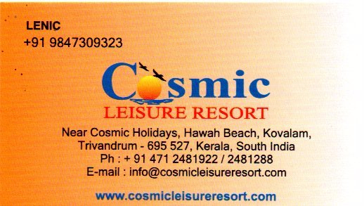 Cosmic Leisure Resort