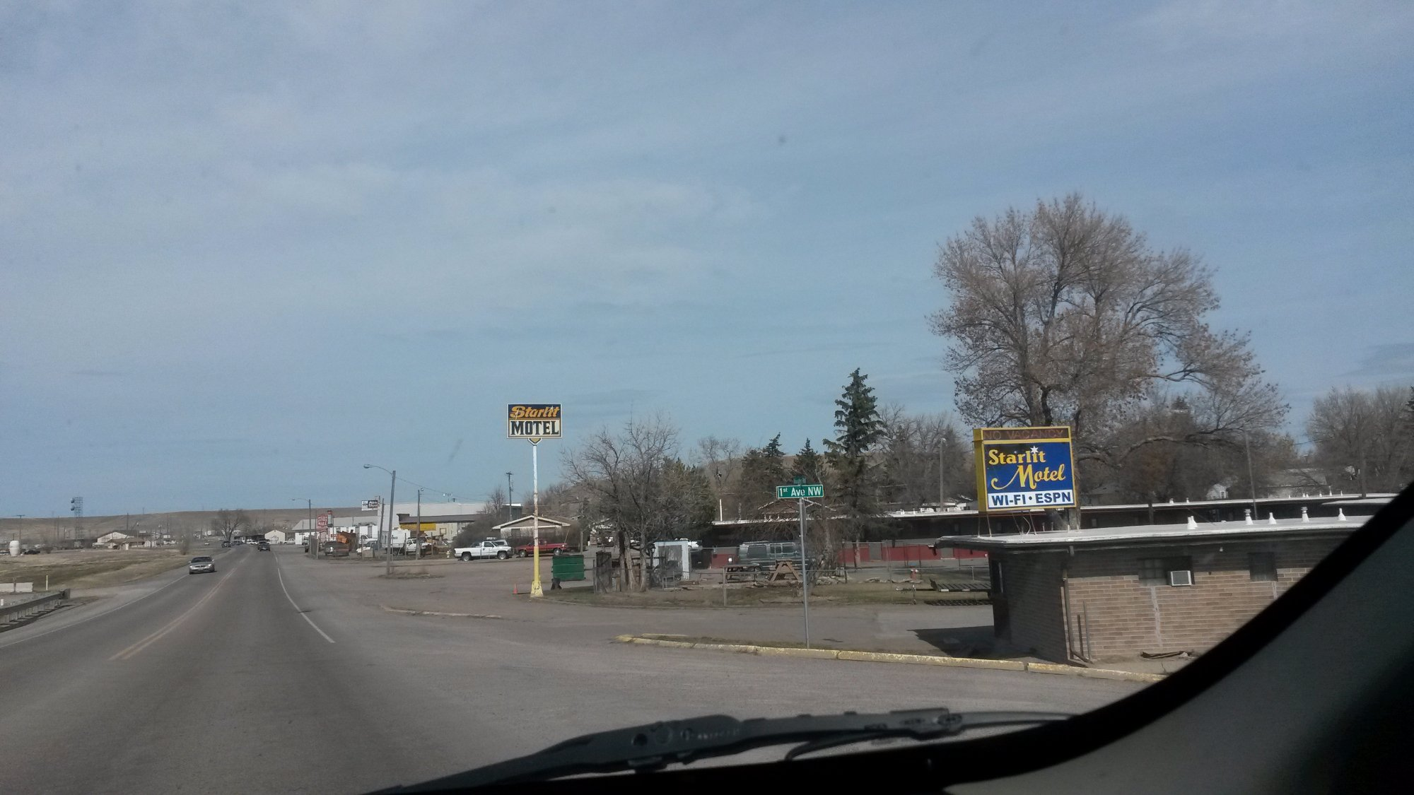 Starlit Motel