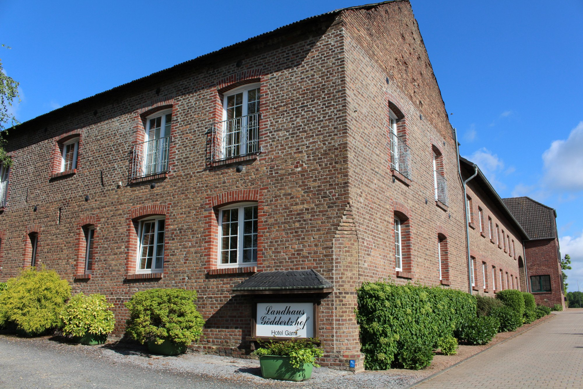 Landhaus Goeddertzhof