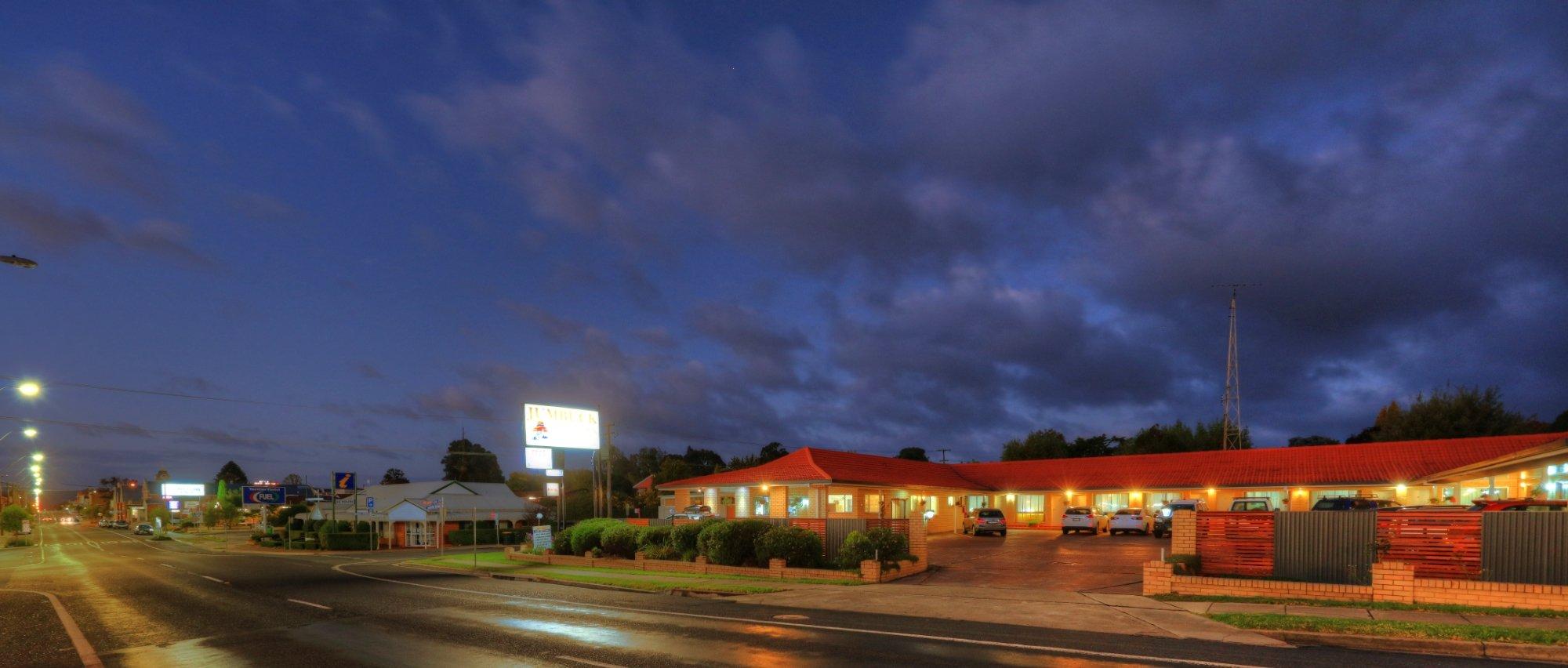 Jumbuck Motor Inn