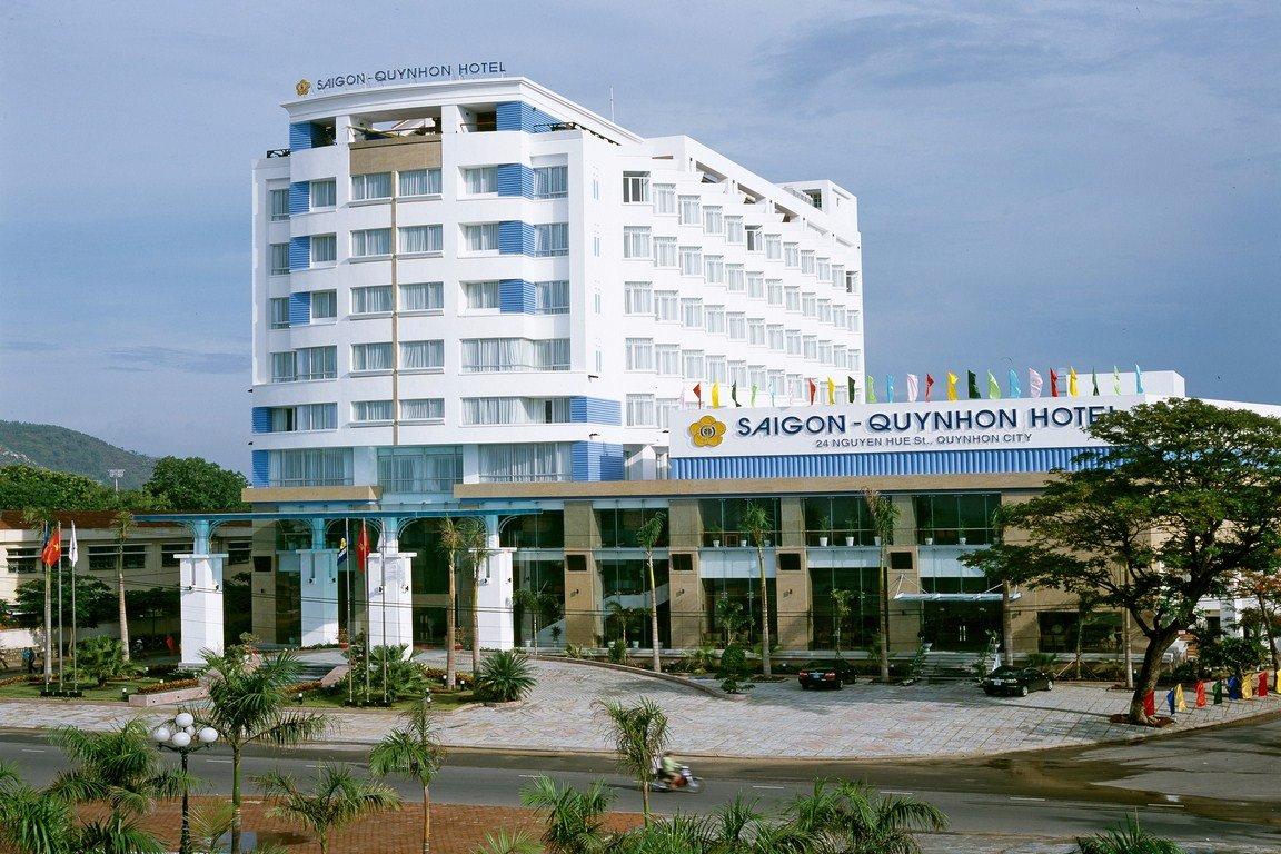 사이공 쿠아이 논 호텔
