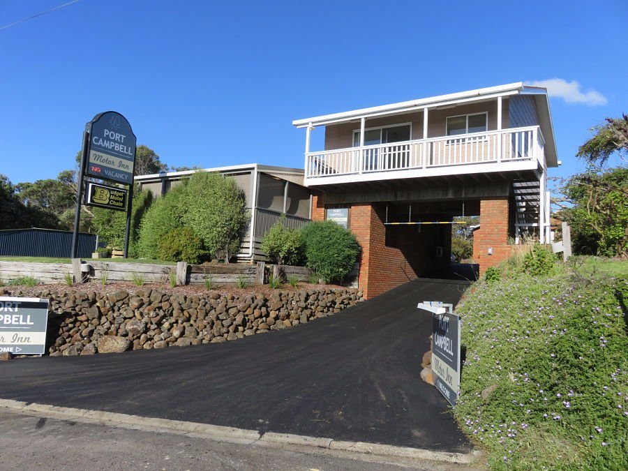 Port Campbell Motor Inn Updated 2017 Hotel Reviews Price
