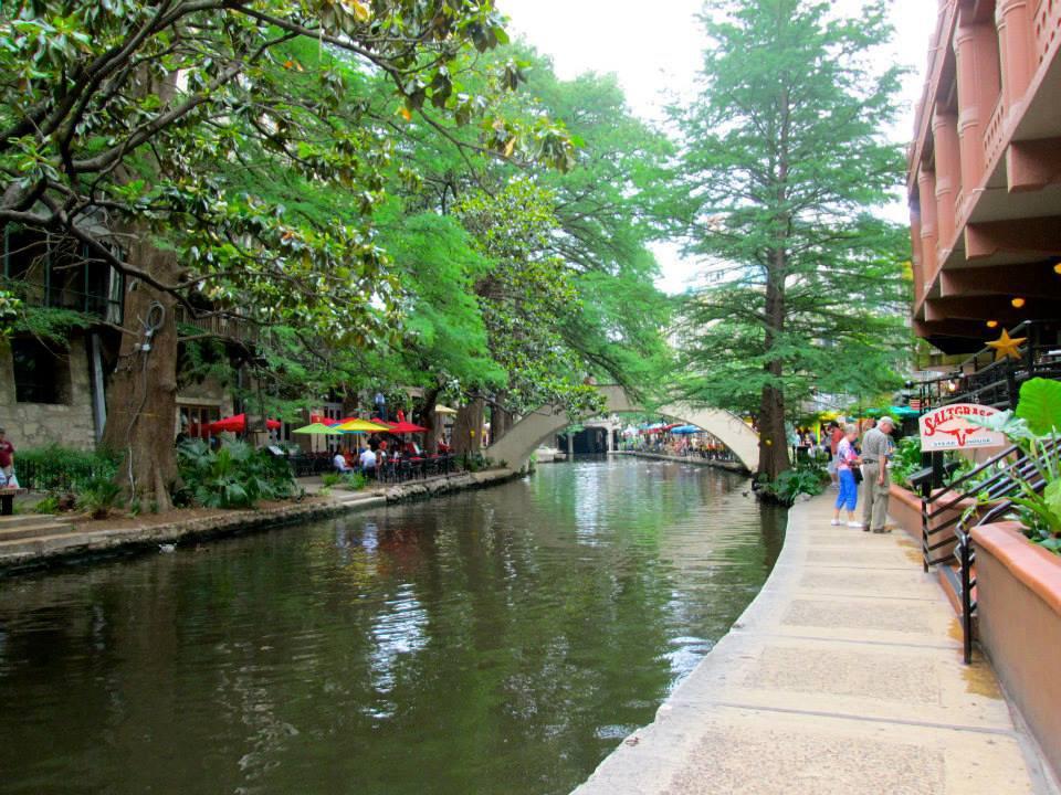 River Walk - San Antonio, 2014